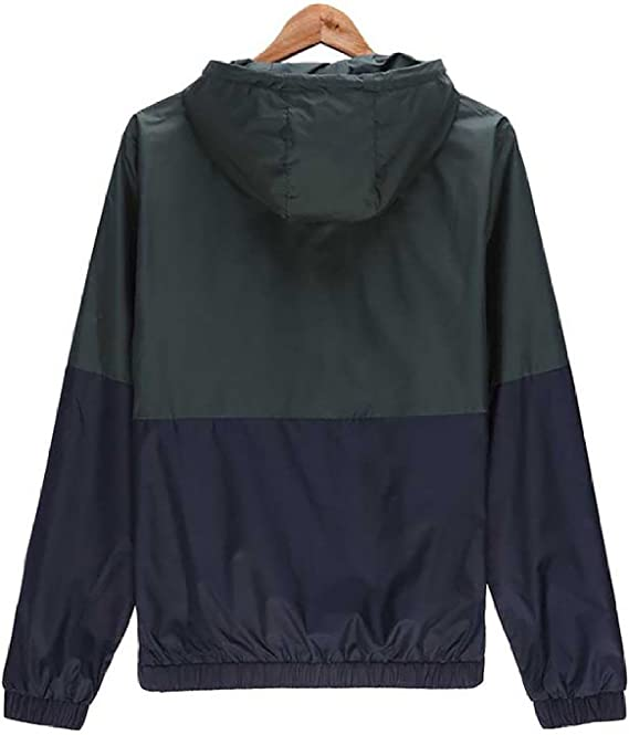 AntoinetteJackson tteJackson Mens Full-Zip Hooded Mans Fashion Sweatshirt Cool Jacket Gift