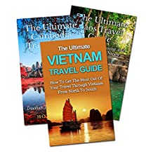South-East Asia Travel Guide Package: Vietnam, Laos and Cambodia Travel Guides