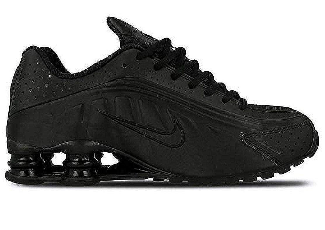 le dernier 1eeed 0336a Amazon.com | Nike Shox R4 Black/Black BV1111 001 | Running