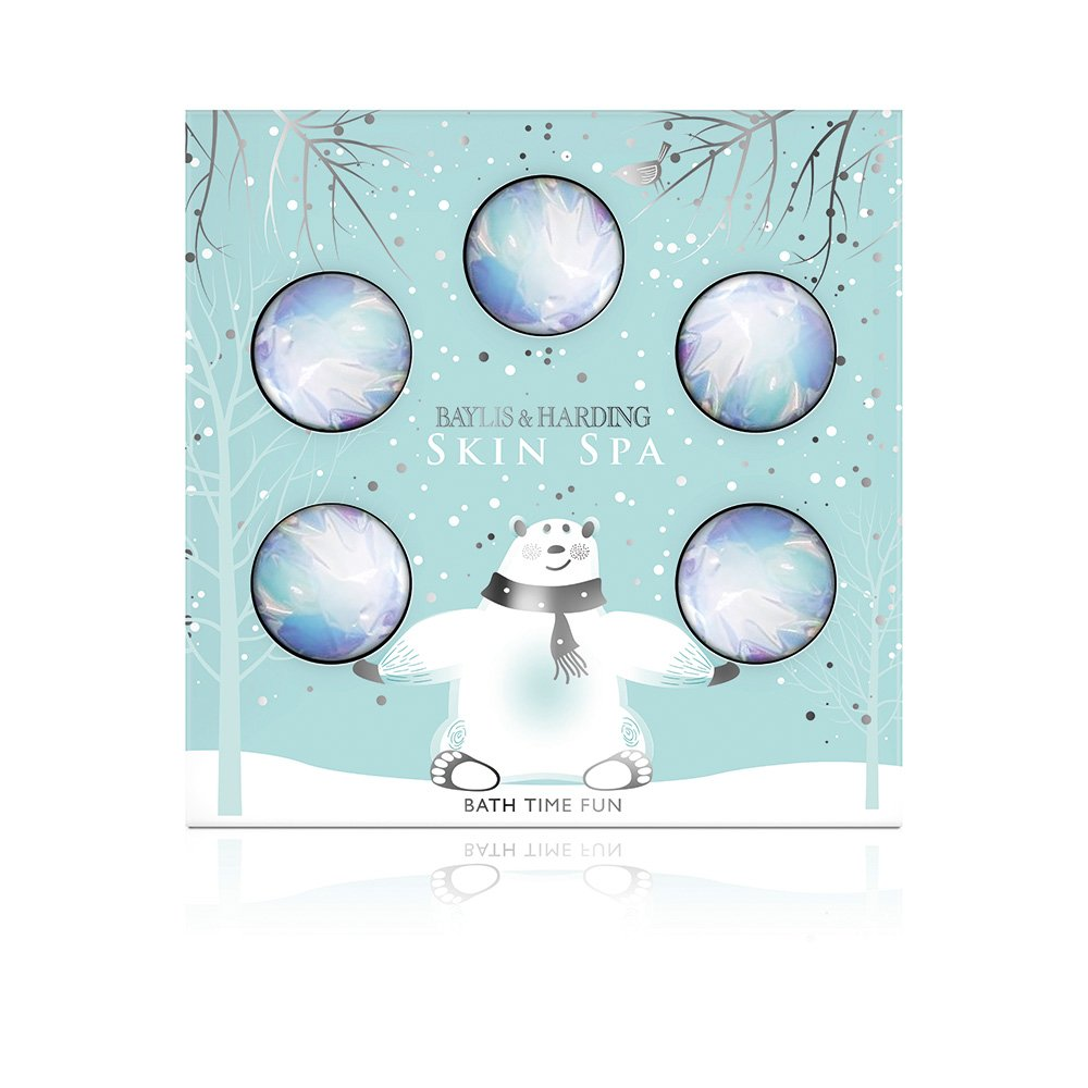 Baylis & Harding Skin Spa Bath Time Fun Fizzers Gift Set SS185FIZZERS
