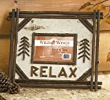 Relax Birch & Twig Photo Frame For Sale
