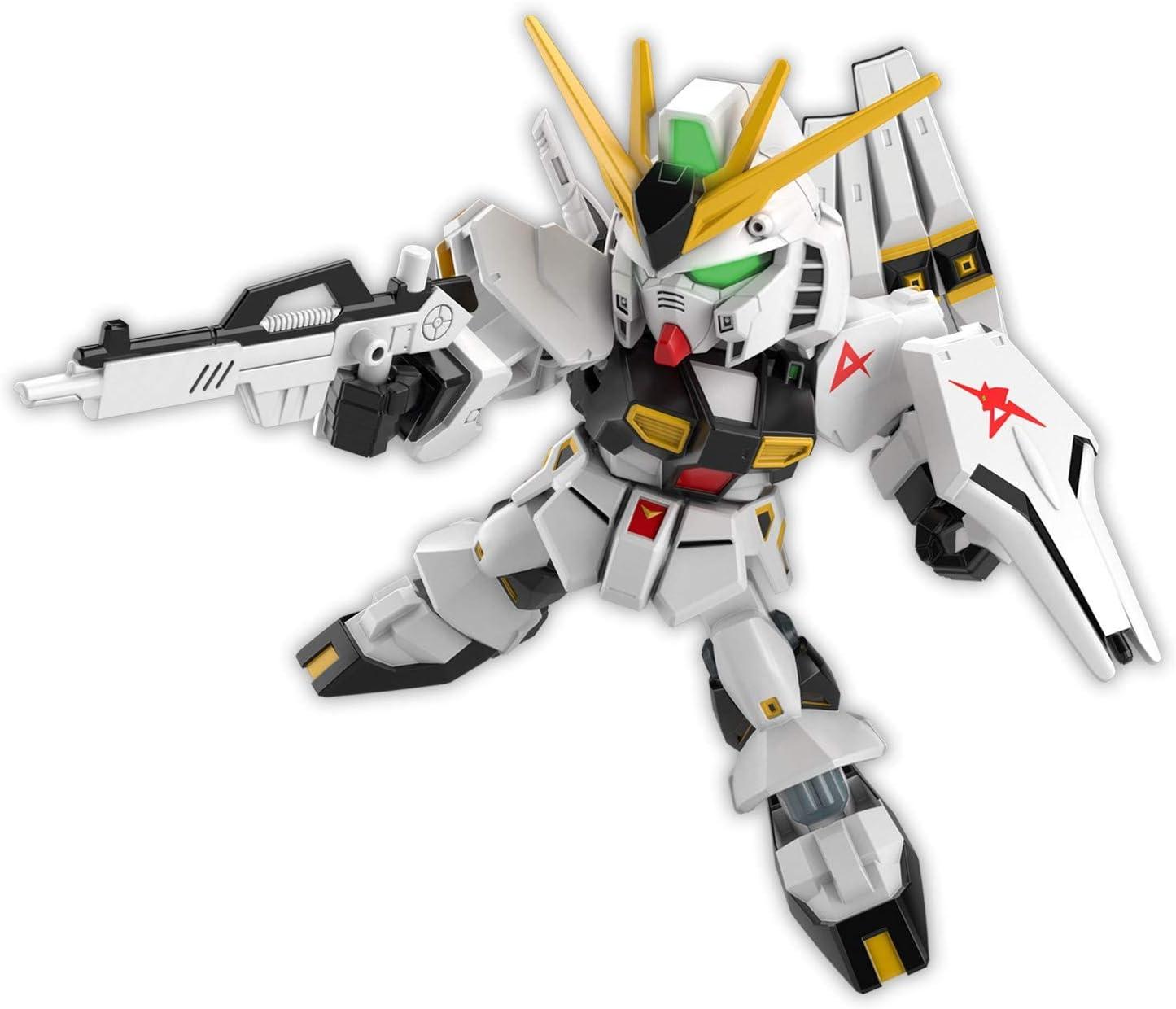 Bandai Hobby - Char's Counterattack - Nu Gundam, Bandai Spirits SDGundam EX-Standard