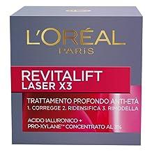 L'Oréal Paris Revitalift Laser X3 – Tripla azione efficace