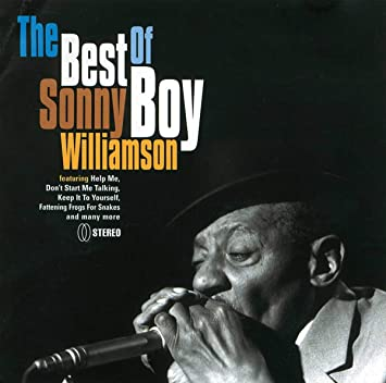 Amazon   The Best of Sonny Boy Williamson   Williamson, Sonny Boy 'Rice  Miller'   シカゴ・シティブルース   音楽