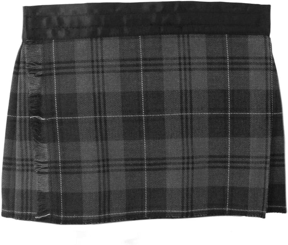 Trewscot Kilt/falda escocesa para bebés y niños pequeños - Tartán ...
