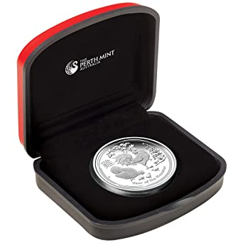 ALL OGP 2014 AUSTRALIAN LUNAR HORSE PROOF SILVER YEAR OF THE HORSE 1 OZ
