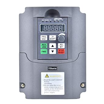 0.75KW Ingresso 400-700 V CC NF9100-3T Inverter pompa acqua solare Inverter fotovoltaico Uscita trifase 380 V
