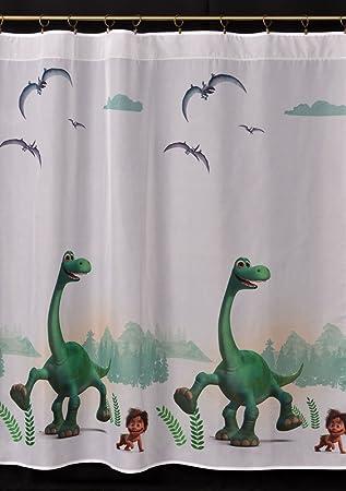 Amazon.de: Gardinen DINO Teil 75B x 150L Kinderzimmer Vorhang DISNEY