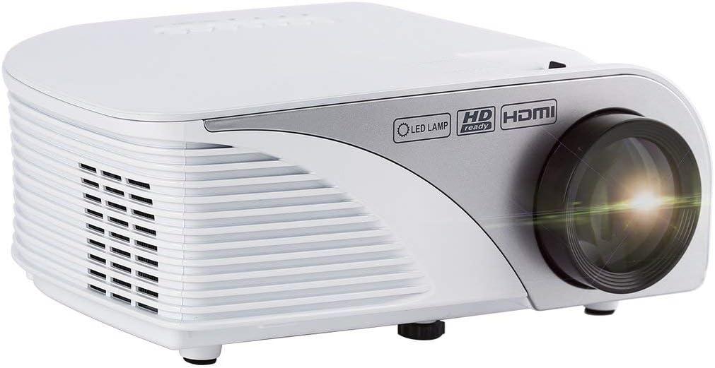 G8005B Proyector Mini Proyector LED Proyector de Cine en casa ...