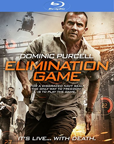 Elimination Game [Blu-ray]