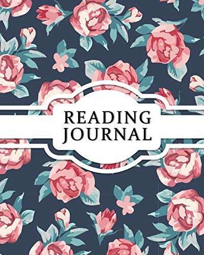 Reading Journal: Favorite Book Record & Tracking - Soft Cover, Large Size 8x10 (with Star Rate) (Bookworm Journal)