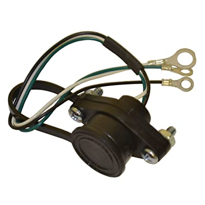 WARN 16296 Winch Component Accessory: Remote Control Socket Assembly for 3 Wire/Pin Applications: Automotive