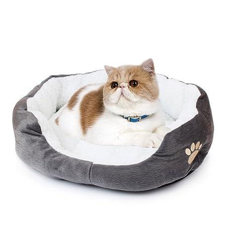 Runfon cojín sofá Cama para Perro cojín colchón Lavable con ...