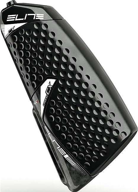 soporte fibra de vidrio negro Elite crono CX Aero bicicleta-botella 500ml