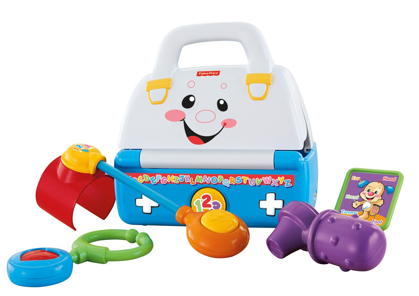 Fisher-Price Laugh & Learn Sing-a-Song Med Kit   B00F6N0M8G