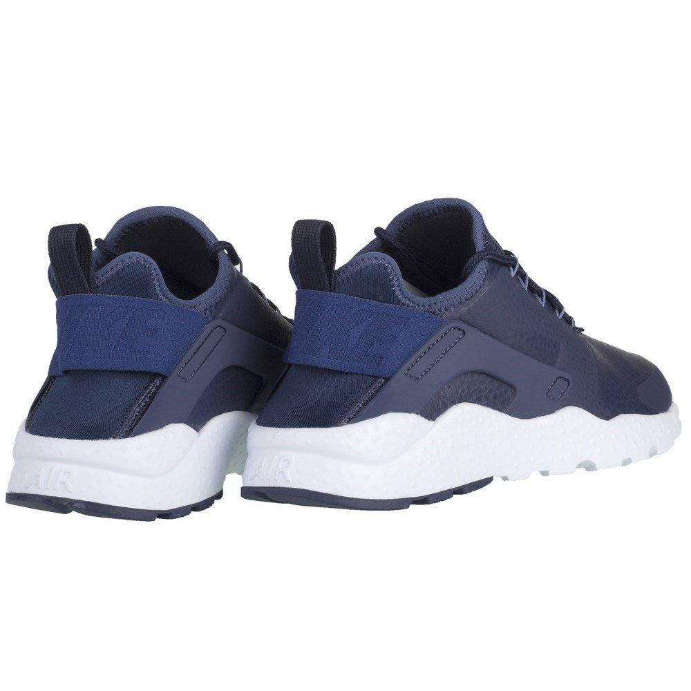 NIKE Women's Air Huarache Run Ultra Running Shoe B004TR3K1G 7 B(M) US|Midnight Navy/Ocean Fog-blue Tint