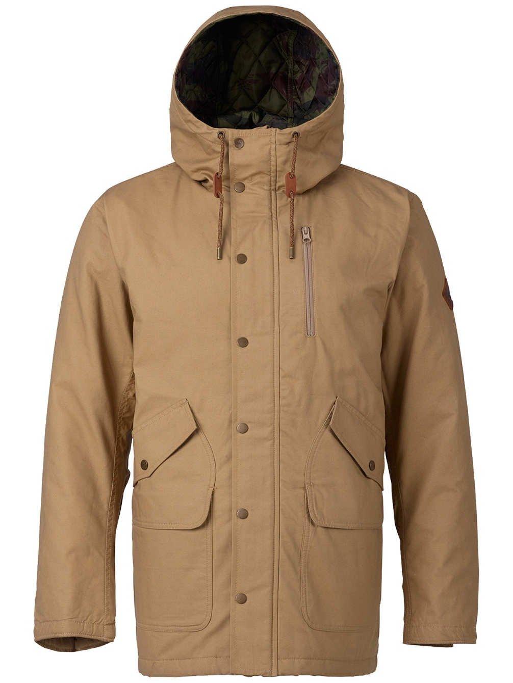 Amazon.com : Burton Mens Sherman Water Resistant Jacket ...