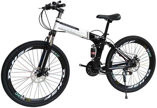 MYMGG Bicicletas De Montaña Velocidad 21 (24 Velocidades, 27 ...