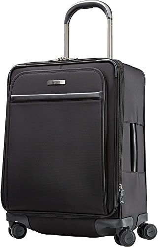 Hartmann Domestic Carry-On, Deep Black, One Size