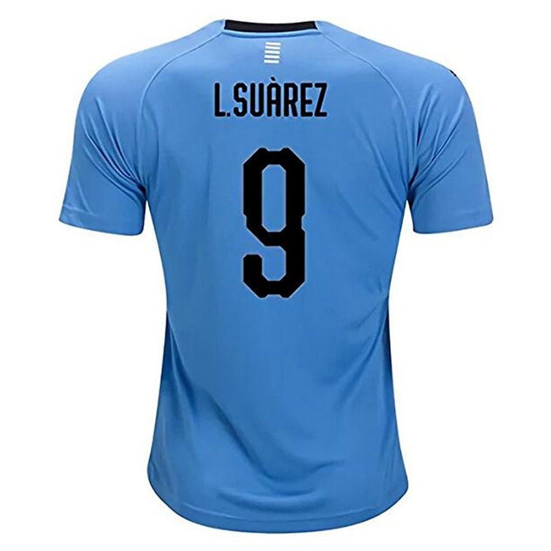 Worldcupjs HOME メンズ US サイズ: Large カラー: ブルー B07C9ZNZ4Z