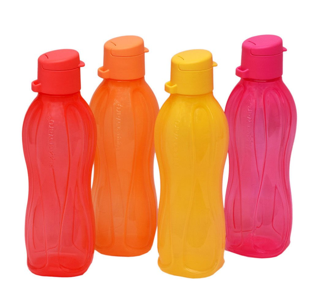 Tupperware Flip Top 750 ml (se4t de 4)