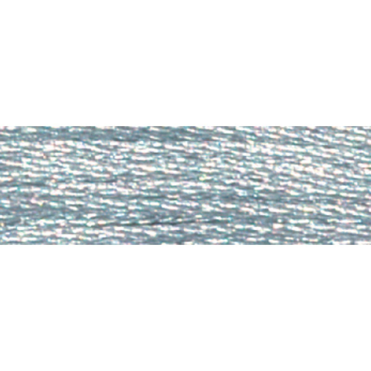 DMC 317W-E415 Light Effects Polyster Embroidery Floss, 8.7-Yard, Pewter Notions - In Network