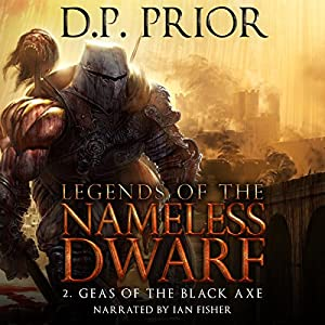 Geas of the Black Axe Audiobook