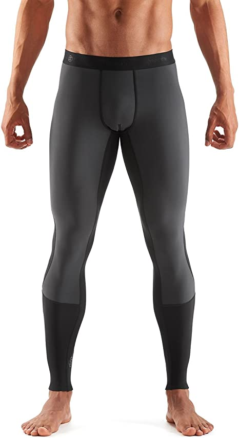 Skins Men's DNAmic 1//2 Hose schwarz Größe L NEU