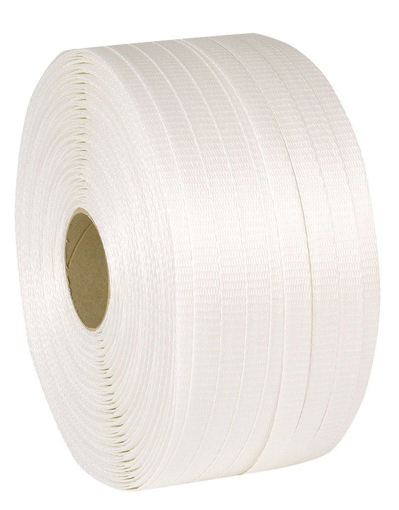 Swiftpak 9mm x 500m Corded Polyester Bale Strap (Pack of 4) Swiftpak Limited STBS0950