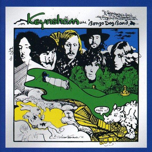 CD : The Bonzo Dog Band - Keynsham (Remastered, Asia - Import)
