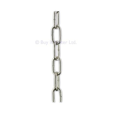 2 m cromo eslabón abierto cadena - para lámpara de araña y ...