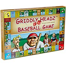 Headz Baseball Family Fun Strategy Game