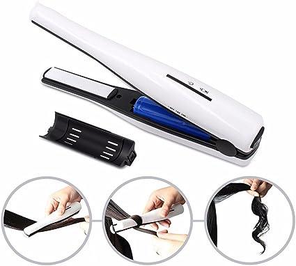 TOUFAGE Mini Usb Sans Fil Lisseur À Cheveux Portable Usb