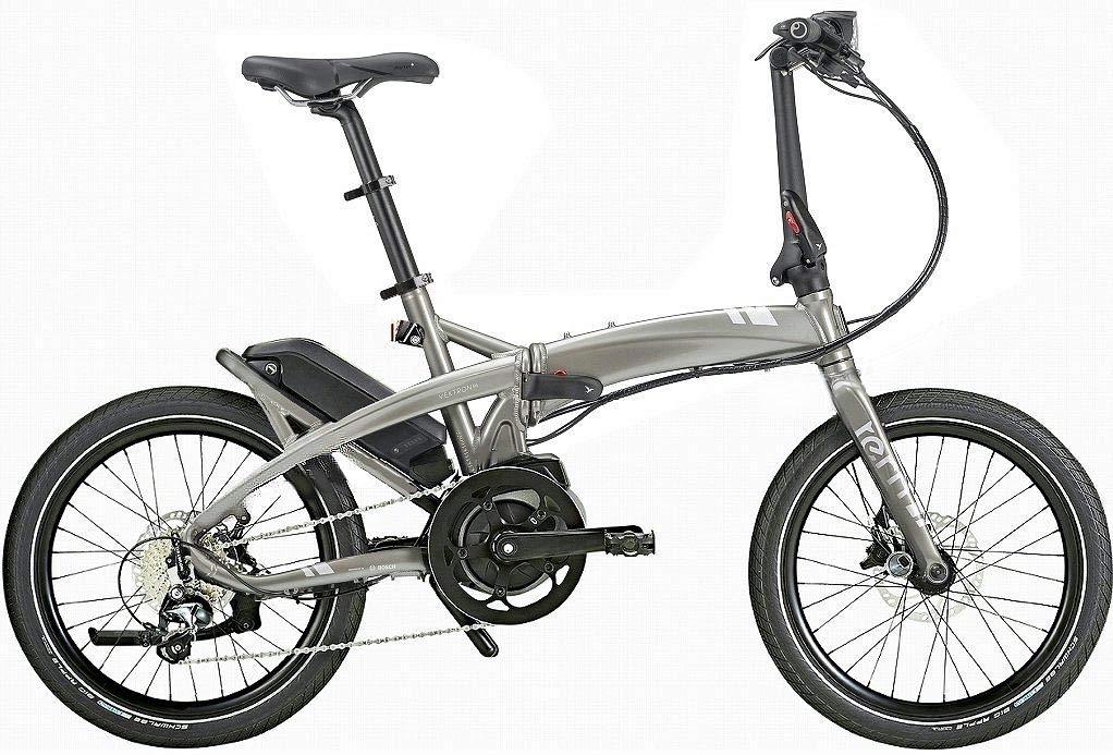 tern(ターン) 2019年モデル Vektron S10(ヴェクトロン S10) 20インチ 10段変速 フォールディングバイク シルバー