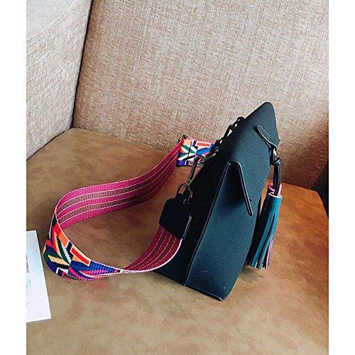 Lightgray Tassel Sac Bandoulière Sac Matte à Main Crossbody BAILIANG à Décoration Womens Fashion Sac wPYxSOZ