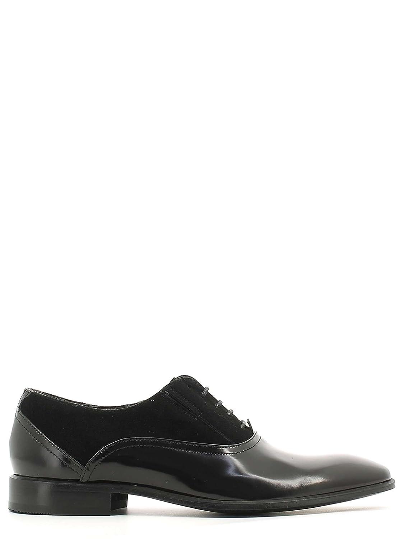 Fontana 5833-V Zapatos Casual Hombre 40.5 EU|Negro