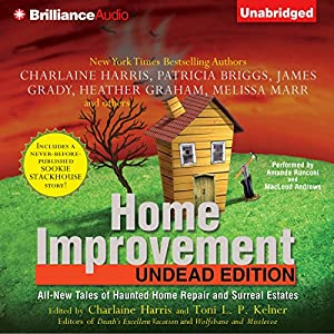 Home Improvement: Undead Edition Audiobook