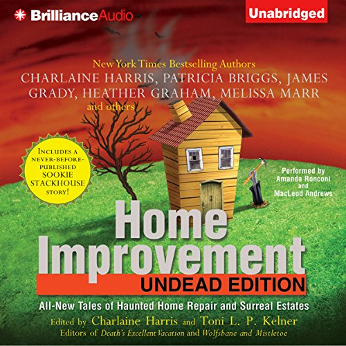 Home Improvement: Undead Edition by Brilliance Audio