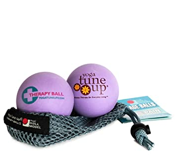 Amazon.com: Jill Miller Therapy Balls by Yoga Tune Up ...