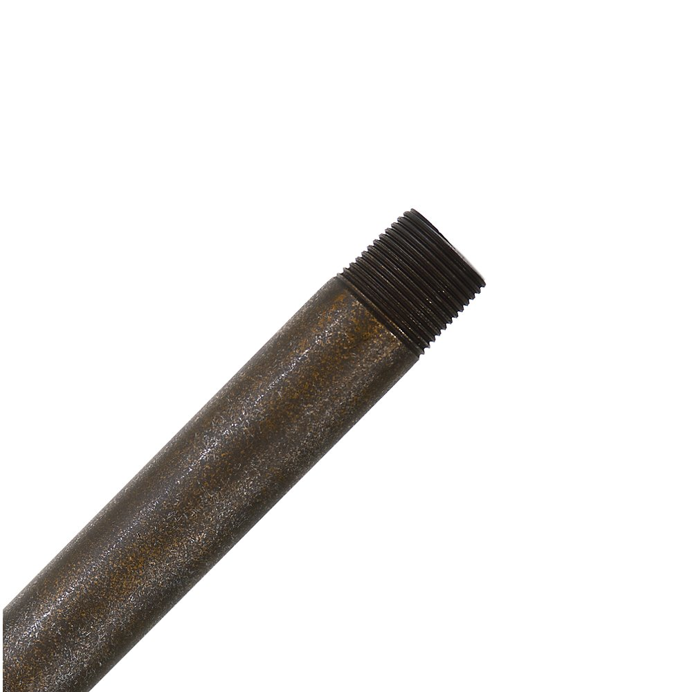 Casablanca 64534 Perma-Lock Downrod, 18-Inch Length, Aged Bronze
