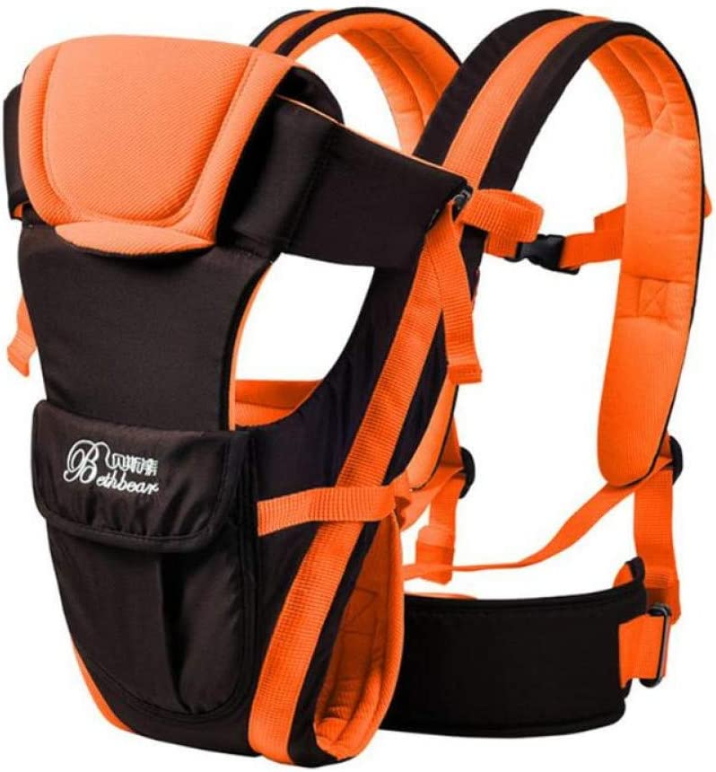 RTGID 0-30 Months Breathable Front Facing Baby Carrier Infant Comfortable Sling Backpack Pouch Wrap Baby,A1