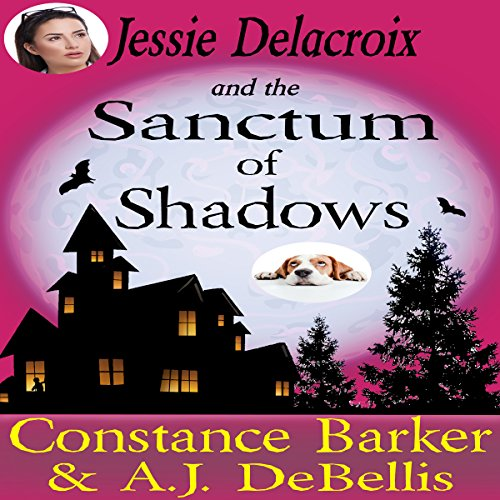 Jessie Delacroix and the Sanctum of Shadows (Whispering Pines Mystery Series Book (Pine Shadow)