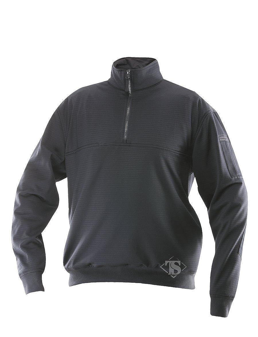 Tru-spec Herren Grid Fleece Zip Job Shirt – 2077