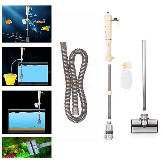 3 opinioni per Una Pompa Dell'acqua Dell'acquario Elettrica Cambia Ghiaia Dell'acquario