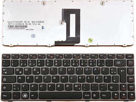Teclado Lenovo Ideapad Z450 Z460 Z460 a Z460G Gray Frame ...