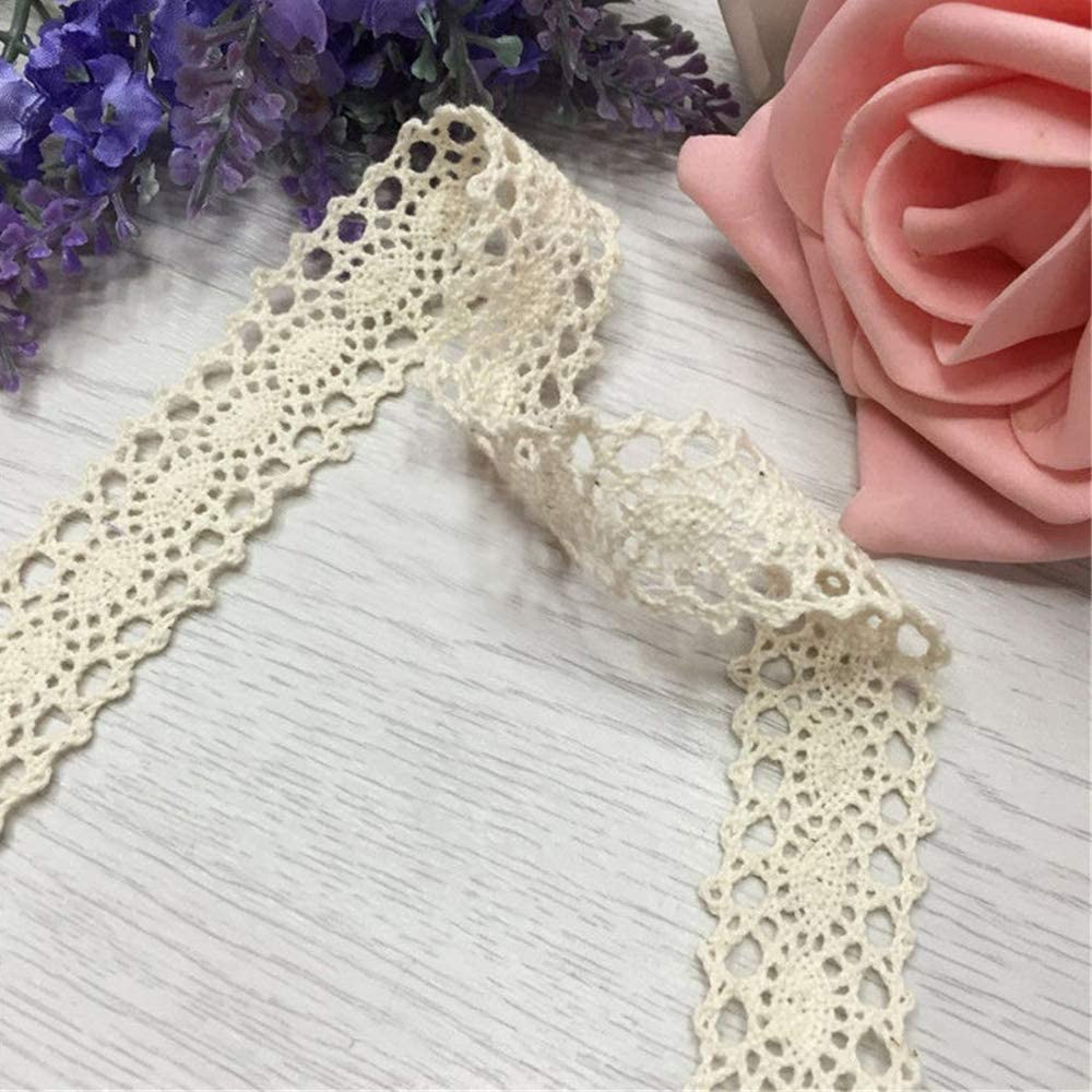 10 meter 1cm 0.39 wide yellow pink braid fabric embroidery dress bag socks lace trim ribbon tapes X28C280P210120V