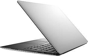 Dell XPS 13 9370 Premium 2019 13.3 inch 4K UHD IPS Touchscreen Laptop, Intel 4-Core i7-8550U 8GB RAM 256GB PCIe SSD WiFi BT 4.1 MaxxAudio Backlit Keyboard Thunderbolt Fingerprint Reader Win 10-Silver