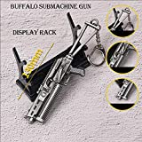 PUBG Toy Gun Metal Key Chain New Mysterious Skin