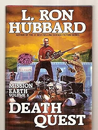 book cover of Death Quest