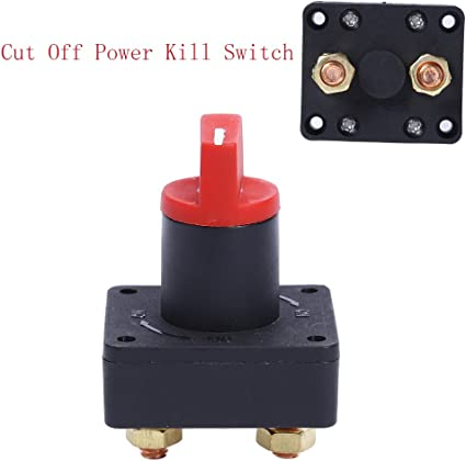 300A  Battery Isolator Disconnect Cut Off Kill Switch Auto Car Truck Boat